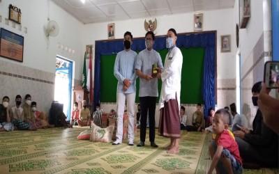 OSIS SMA IT Nur Hidayah Solo Gelar Bank Sayang Anak Yatim