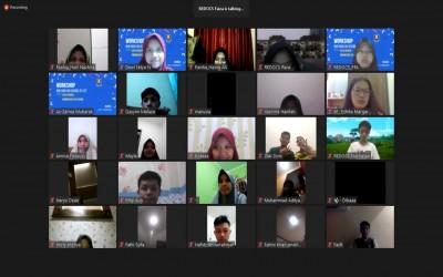 OSIS SMAIT Nur Hidayah Selenggarakan Workshop NHSL